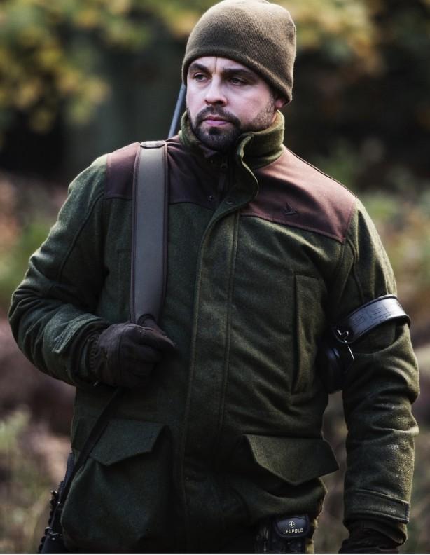 Dyna - zimowa ocieplana kurtka i spodnie