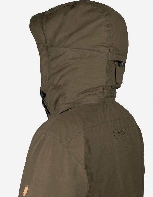 Högvilt - bardzo ciepła zimowa kurtka membrana Hydratic®