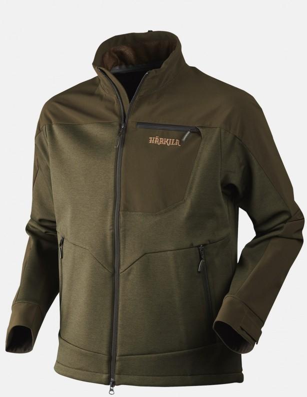 Agnar Hybrid - kurtka wiosenna częściowo wodoodporna