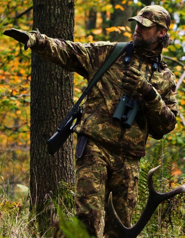 Lynx Kurtka z membraną w kamuflażu AXIS MSP®