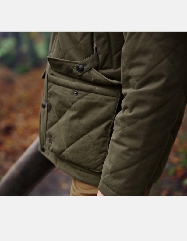 Westfield quilt - ocieplana kurtka myśliwska HSP®