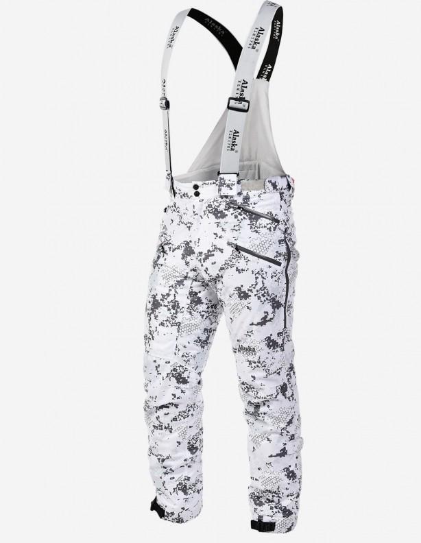 Tundra BlindTech Snow - spodnie ocieplane membrana Rain-Stop®