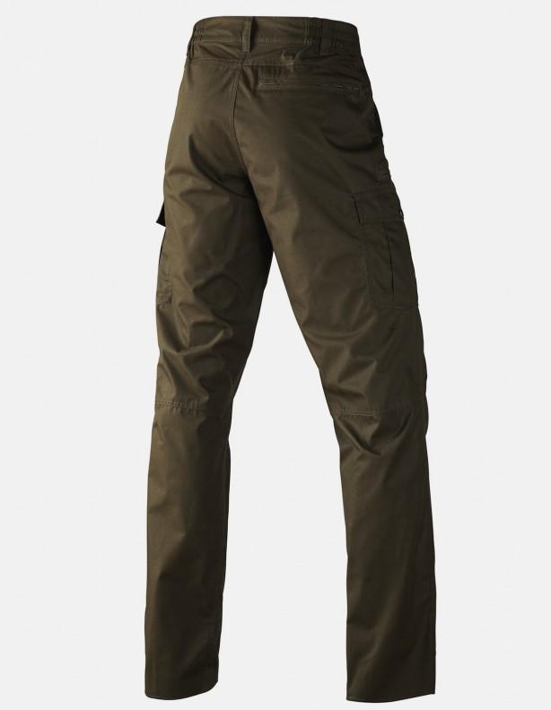 Field  - bardzo lekkie letnie spodnie Seeland DO ROZMIARU 64!