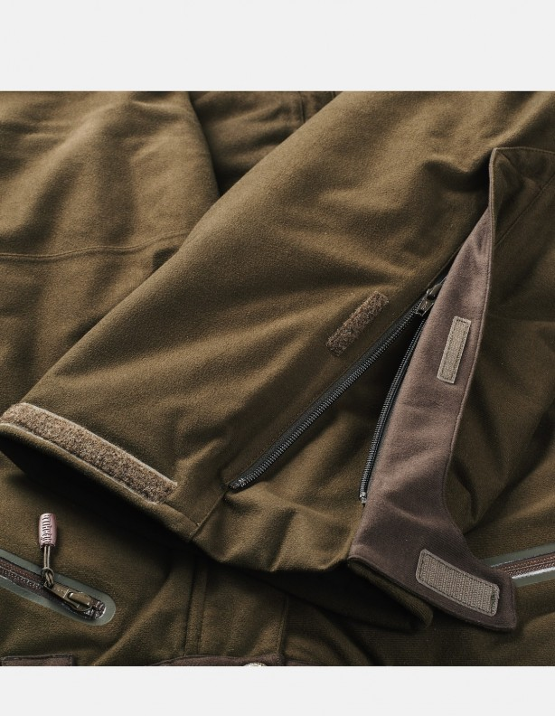 Visent - zimowe ocieplane spodnie membrana Gore-Tex®