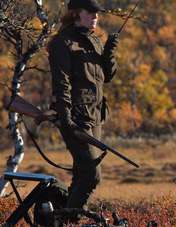 Pro Hunter X Lady - bardzo mocne spodnie z cordury Gore-Tex®