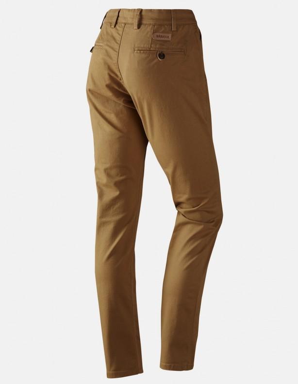 Norberg Lady chinos - bawełniane spodnie
