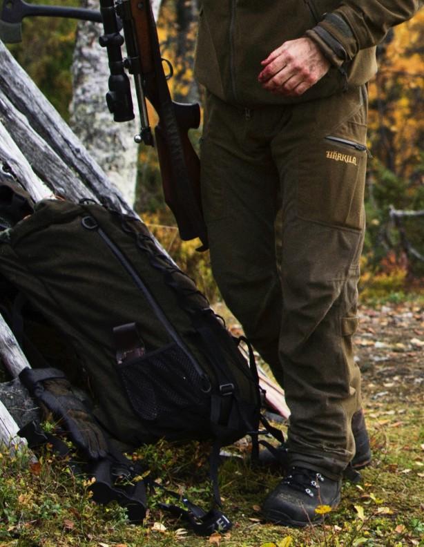 Norfell -  uniwersalne spodnie całoroczne HWS® ROZMIAR 46,56