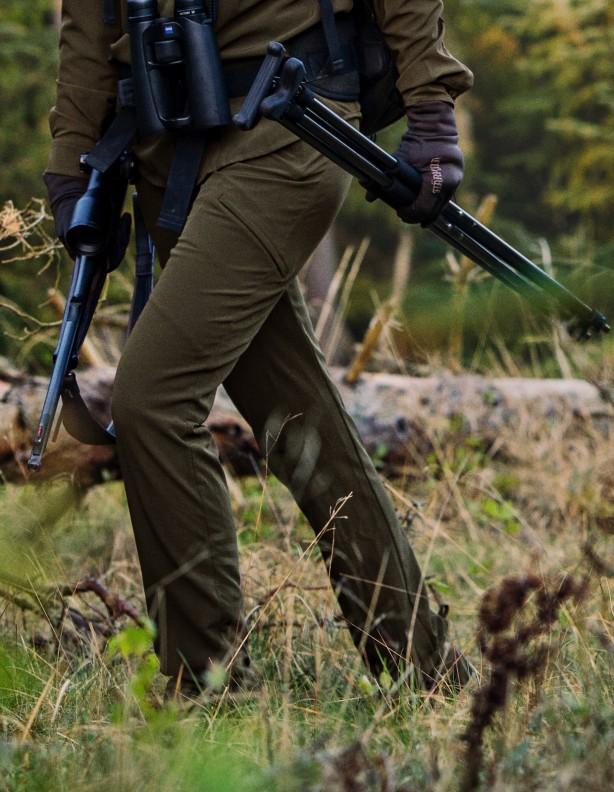 Herlet Tech - letnie spodnie damskie odporne na insekty