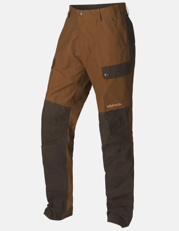Asmund rustique clay - spodnie letnie