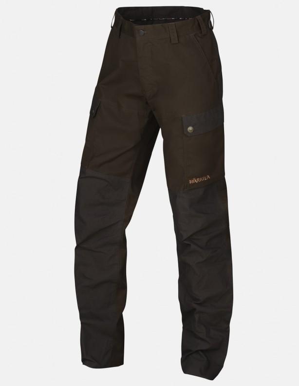 Asmund shadow brown - spodnie letnie
