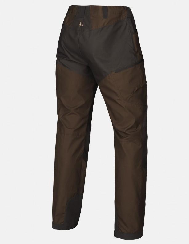 Hermod - letnie spodnie brązowo-szare