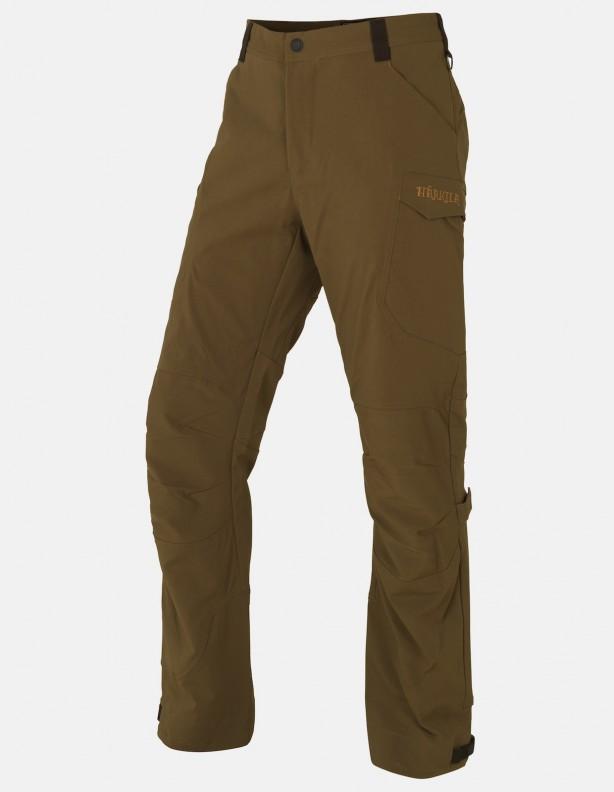 Ingels khaki - letnie spodnie z streczem piaskowe