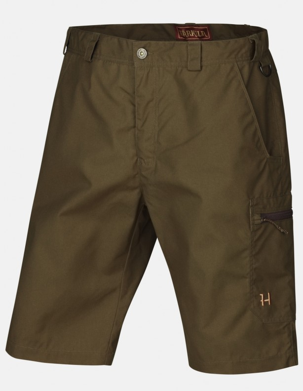 Alvis shorts olive green - lekkie szorty