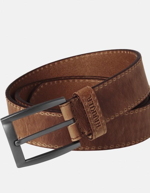 Arvak leather - pasek skórzany do spodni dwa kolory!