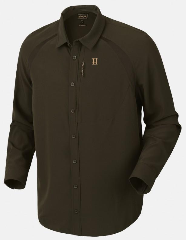 Herlet Tech - letnia techniczna koszula przeciwkleszczowa