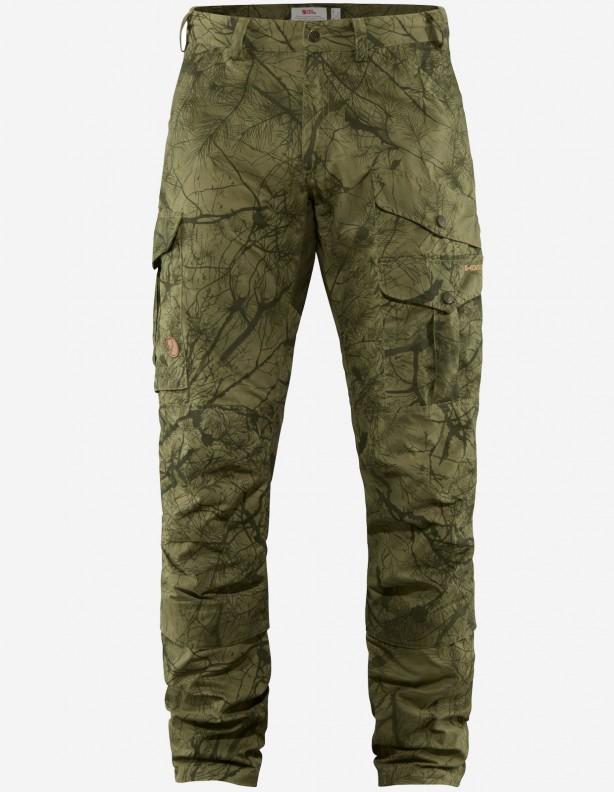 Barents Pro Hunting Camo Deep Forest spodnie myśliwskie bez membrany