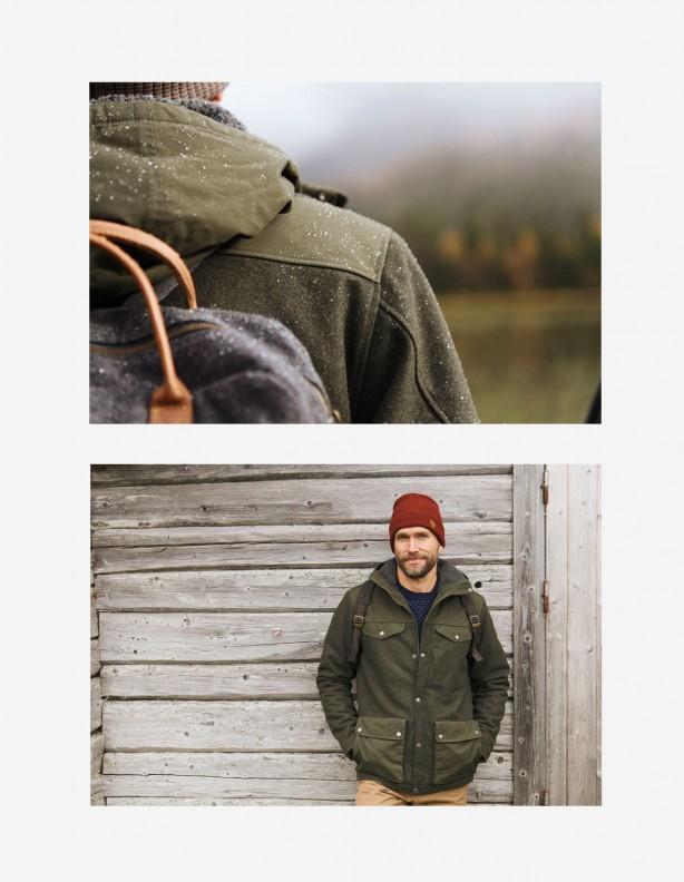 Greenland Re-Wool - Kurtka myśliwska