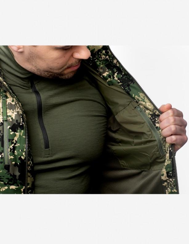 Apex BlindTech Invisible II - kurtka całoroczna membrana APS®
