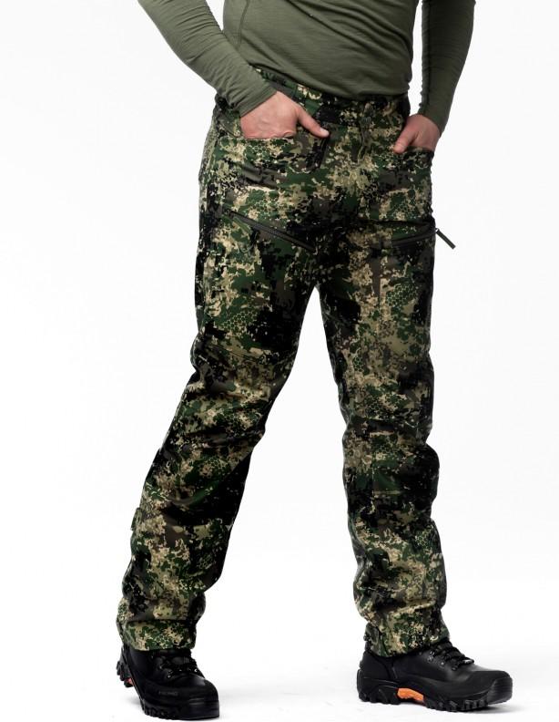 Apex BlindTech Invisible II - spodnie całoroczne membrana APS®