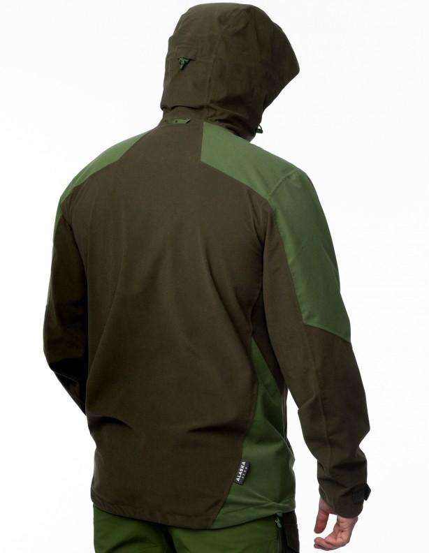 Apex Hunter Green - kurtka całoroczna membrana APS®