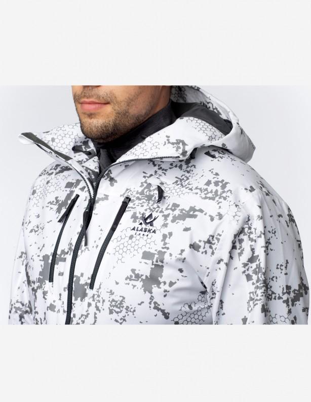 Apex BlindTech Invisible II Snow - kurtka całoroczna membrana APS®