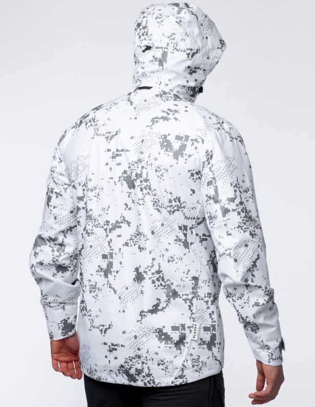 Apex BlindTech Invisible II Snow - zestaw całoroczny membrana APS®