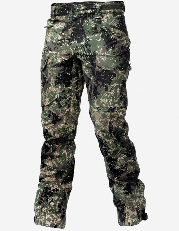 Performance - Spodnie całoroczne bardzo mocny materiał membrana APS®