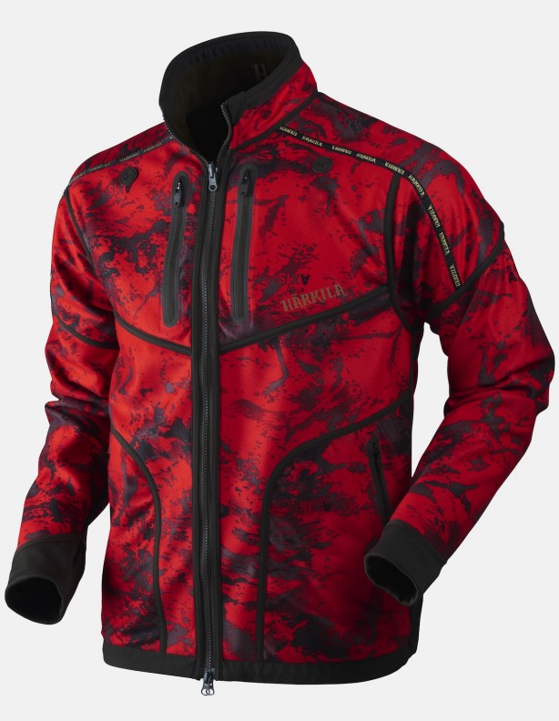 Lynx - Polar Dwustronny red Windstopper Gore-Tex