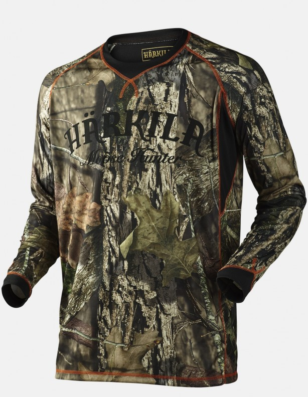 Moose Hunter - techniczna koszulka długi rękaw