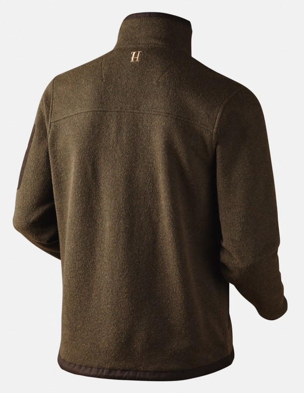 Norja Cardigan olive - ciepły sweter z lekkiej wełny ROZMIAR M