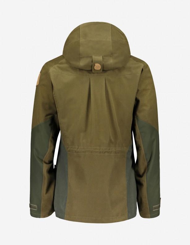 Hirvas Green Lady - wodoodporna kurtka całoroczna membrana ADS