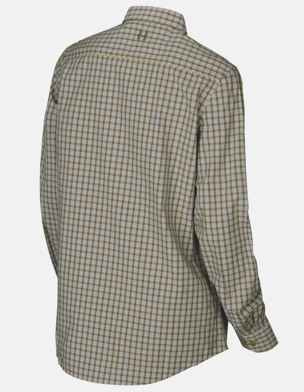 Selja Lady blue check - cienka letnia koszula damska 100% bawełna