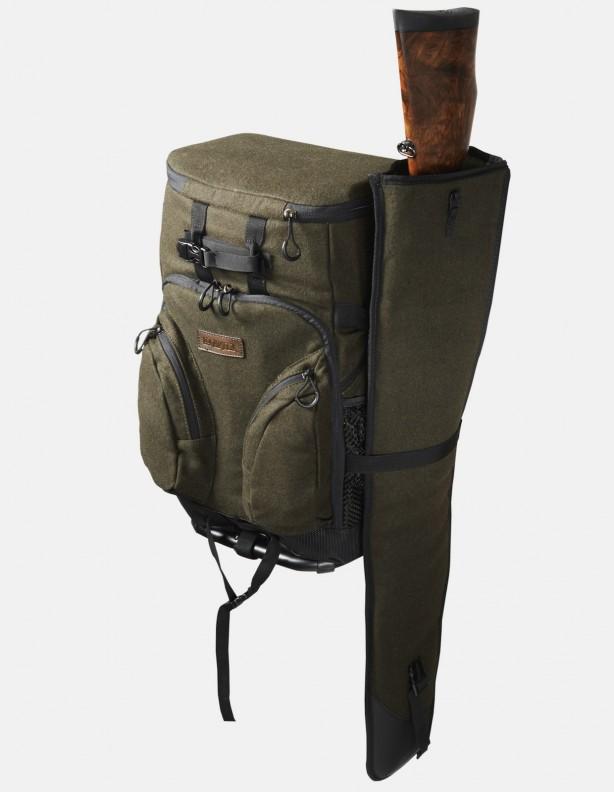 Metso Rucksack 25L - plecak z siedziskiem i pokrowcem na broń