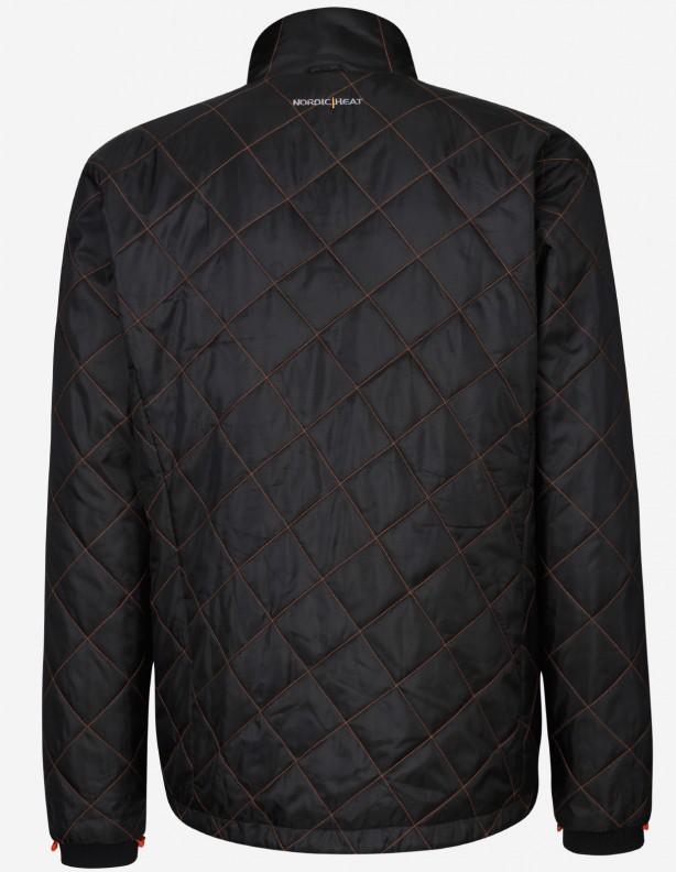 Kurtka softshell z podpinką grzejącą Nordic Heat TYLKO ROZMIAR L, XL