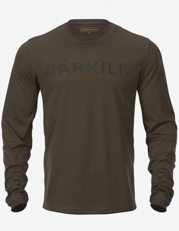 Mountain Hunter - koszulka techniczna długi rękaw