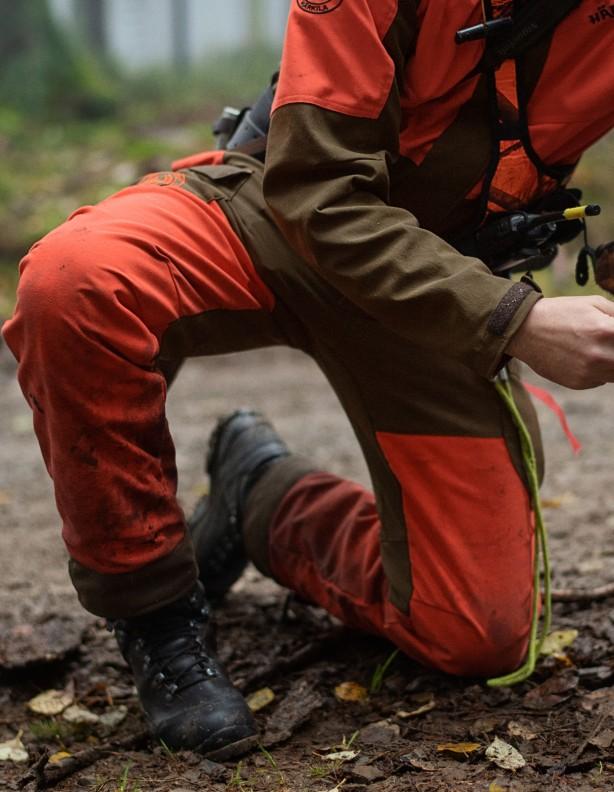 Wildboar Pro - spodnie na polowanie zbiorowe membrana Gore-Tex