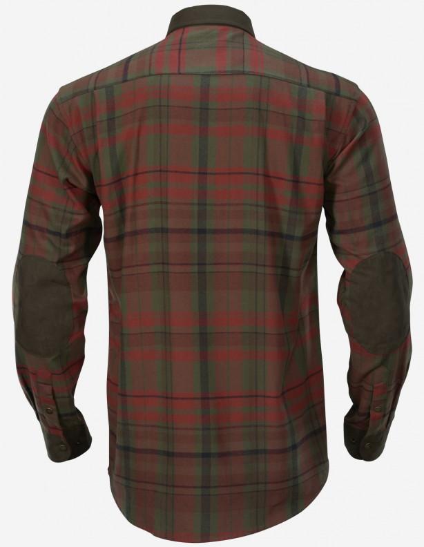 Pajala red autumn - koszula flanelowa 100% bawełna ROZM DO 5XL!
