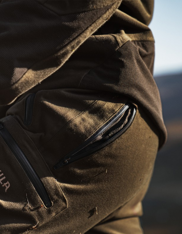 Mountain Hunter Pro - spodnie całoroczne membrana Gore-Tex