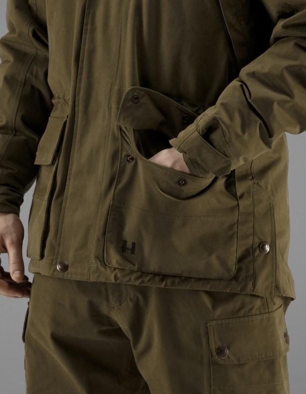 Retrieve - kurtka z lekkim ociepleniem membrana HWS®
