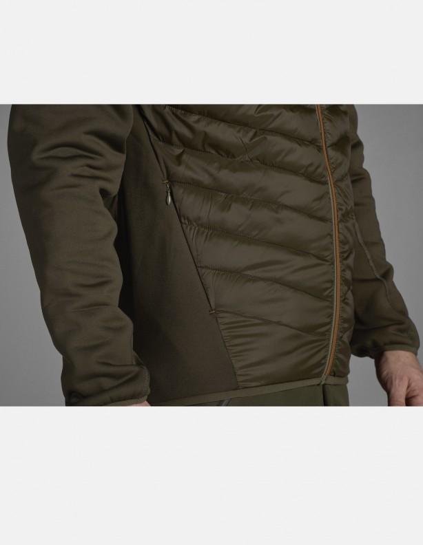 Hawker Hybrid - pikowana bluza z ociepleniem