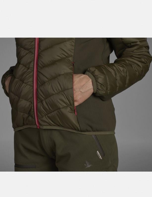Hawker Hybrid Lady - pikowana bluza z ociepleniem dla Dian