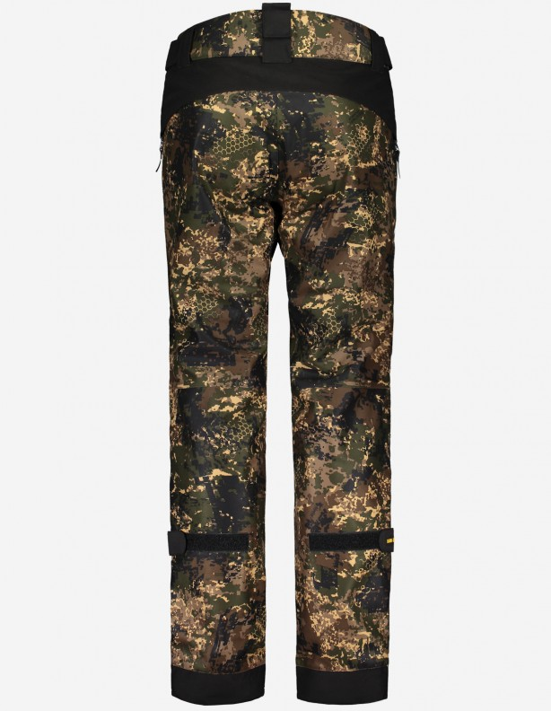 Superior II Blind Tech Invisible Lady - damskie, całoroczne spodnie z membraną Rain Stop