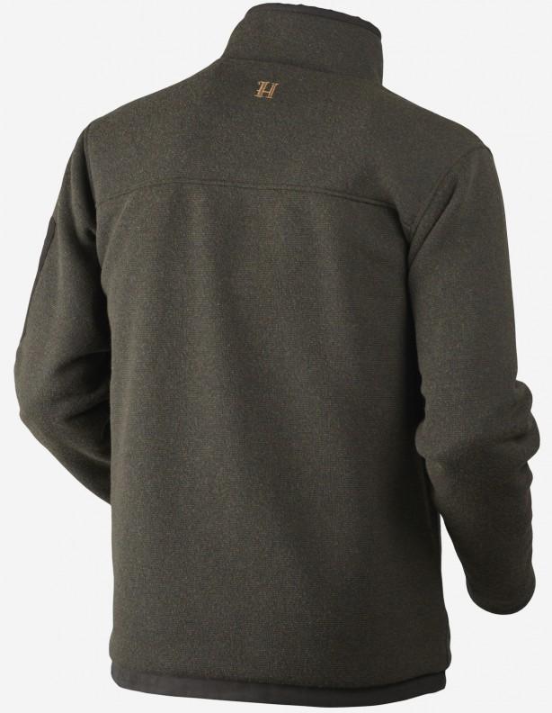 Norja HSP® warm olive - ciepły sweter Windstopper HSP®