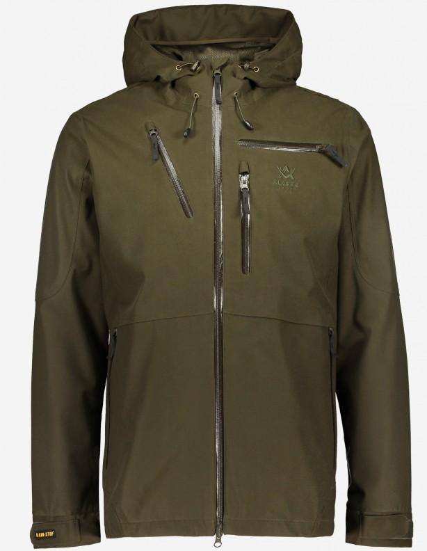 Extreme Lite Green III - całoroczna kurtka z membraną Rain-Stop®