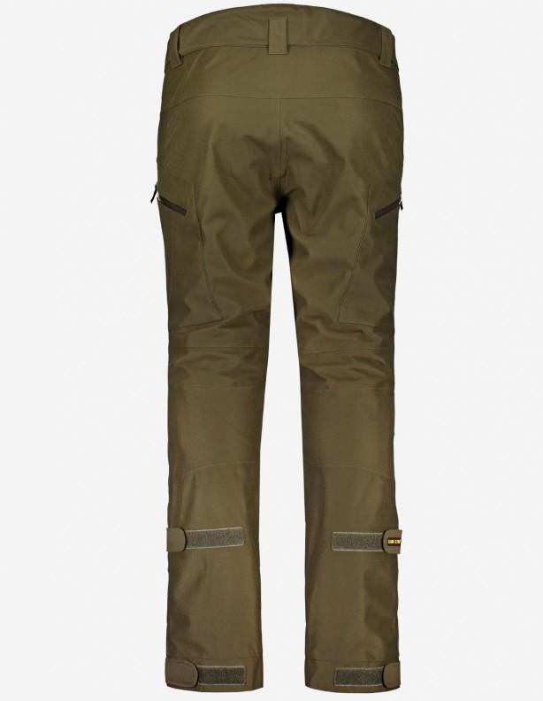Extreme Lite III Green - całoroczne spodnie z membraną Rain-Stop®