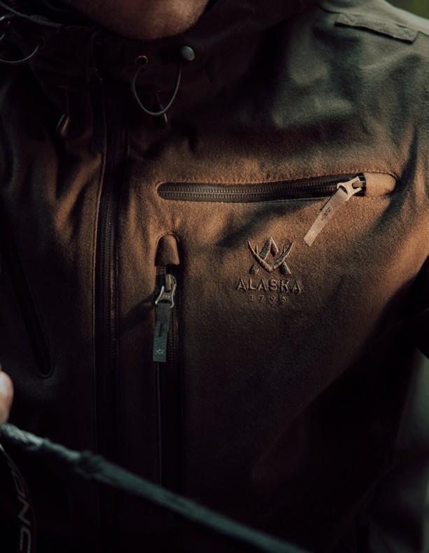 Extreme Lite III Green- całoroczna kurtka z membraną Rain-Stop®