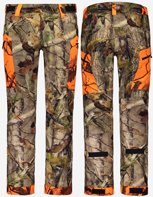 Extreme Lite III BlindMax Blaze - spodnie całoroczne membrana Rain-Stop