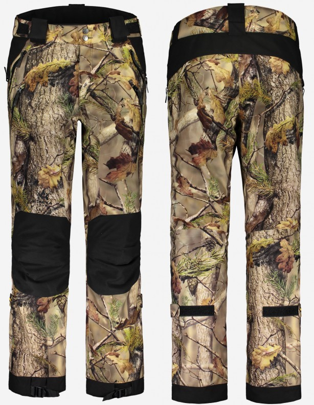 Superior II BlindMax HD - całoroczne spodnie z membraną Rain Stop®