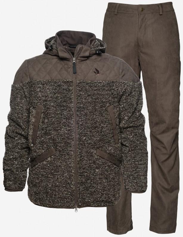 Tyst - ocieplana kurtka i spodnie z membraną ROZMIAR 54