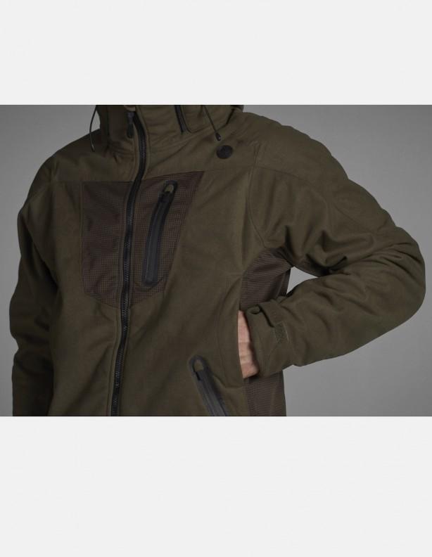 Climate Hybrid - zimowy zestaw ubrań myśliwskich z membraną Seetex®